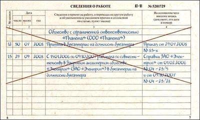 Изображение - Акт списания трудовых книжек - образец n002-3-spisanie-trudovih-knizek-400x240