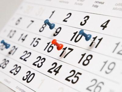 Внесение изменений в график отпусков новые сотрудники